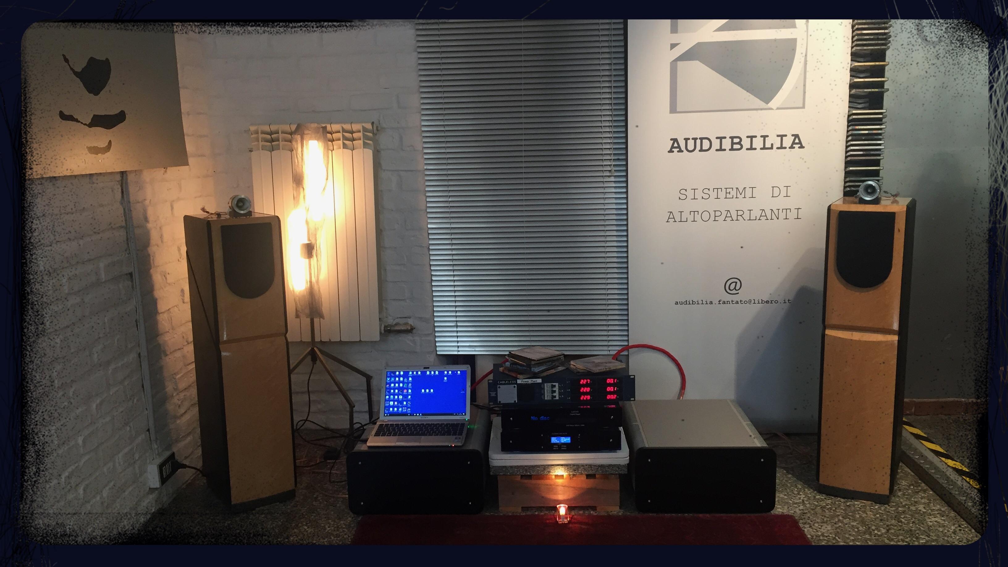 Audibilia Usil con impianto IVO 2017